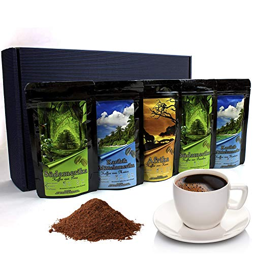 The Coffee and Tea Company -  Geschenk Set -