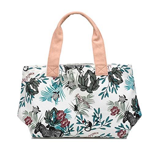 Radley Longleat Handtasche aus Leinen, naturfarben