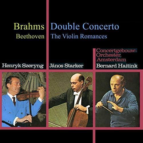 Henryk Szeryng, János Starker, Royal Concertgebouw Orchestra & Bernard Haitink