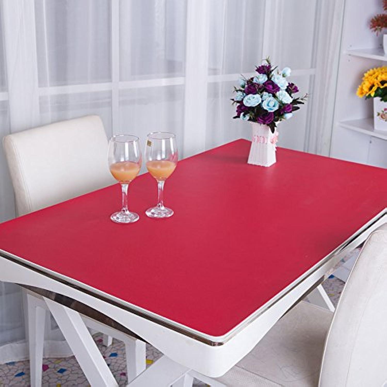 Vieh Tablette Schreibtisch Schreibtisch Tisch Tisch Tisch ( Farbe   Rot , gre   6080cm )