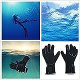 Bazaar 3mm Tauchhandschuhe Surfen Winterschwimmen Handschuhe -