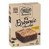Nestlé Dessert - Préparation pour Gâteau - Brownie au Chocolat - 405g