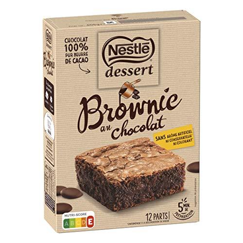 preparation brownie lidl