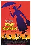Mary Poppins–Póster de la película (27x 40Inches–69cm x 102cm) (1964) (estilo B) por decorativo pared Póster