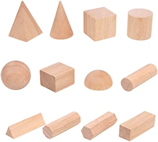Solid geometric model,Building blocks, mathematical thinking and logical reasoning,Montessori Classrooms Shape teaching aids