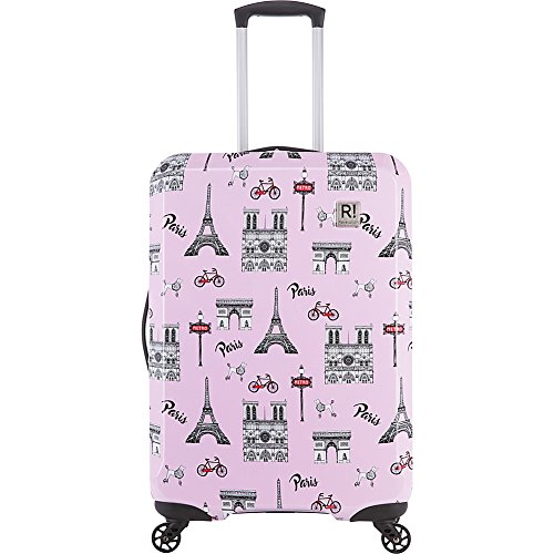 Revelation! Maluku Cb Paris Hardside Pink 27' Expandable, Color: Multi, Size: Medium