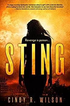 Sting by [Cindy R. Wilson]