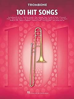 101 Hit Songs: for Trombone