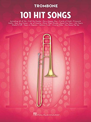 101 Hit Songs For Trombone