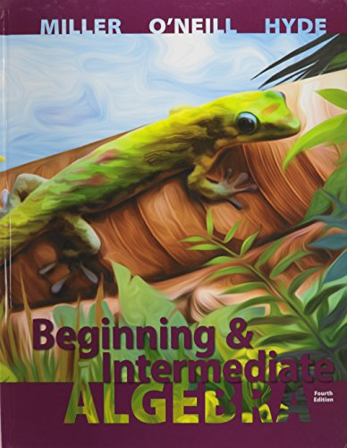 Download Beginning and Intermediate Algebra + Aleks, 18-week Access 1259666603