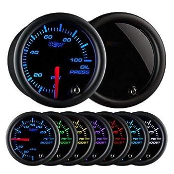 Best glowshift oil pressure gauge Reviews