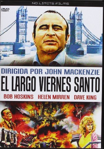 El Largo Viernes Santo (The Long Good Friday) - John Mackenzie. (Audio in English and Spanish) Imported from Spain.