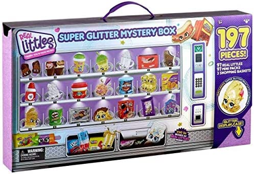 Shopkin Real Littles Super Glitter Mystery Box product image