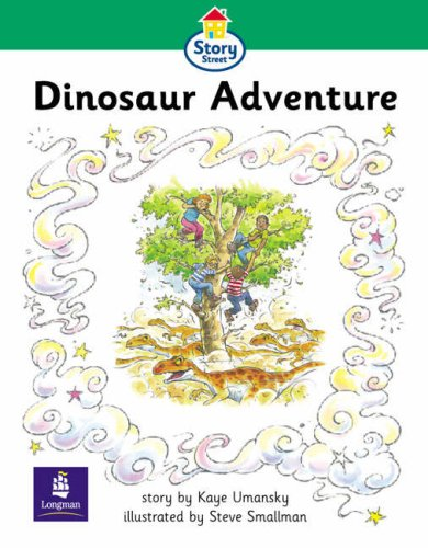 Story Street: Step 3 Dinosaur Adventure (LILA)の詳細を見る