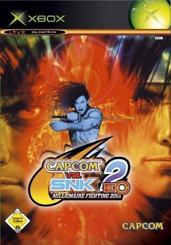 Capcom vs. SNK 2 EO - Millionaire Fighting 2001 [Edizione : Germania]