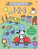 123 Sticker Book