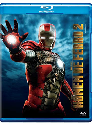 Homem De Ferro 2 [Blu-ray]