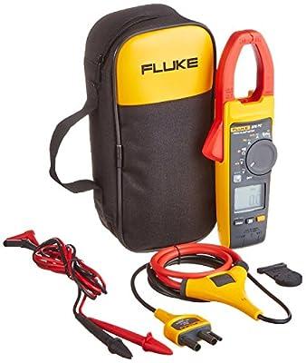 FLUKE 376 1000A Ac/Dc TRMS Wireless Clamp W/Iflex