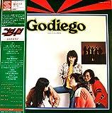 """GODIEGO 僕のサラダガール(12""""Analog 1976年初回盤)"""