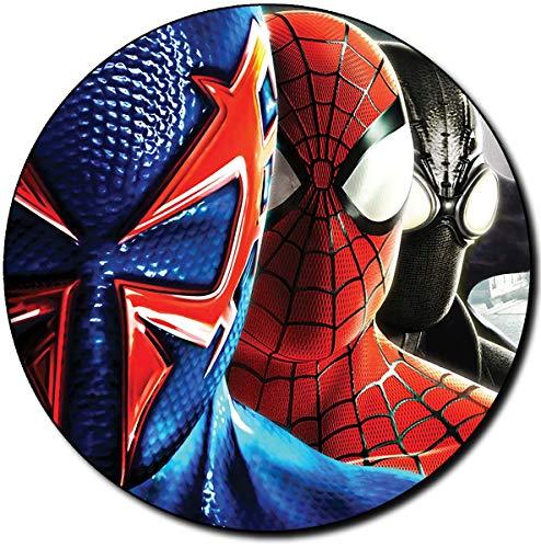 Spiderman Spider-Man Shattered Dimensions Alfombrilla Redonda Round Mousepad PC