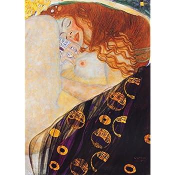 250 x 180cm 2 Parti Poster Carta da Parati Fotomurale Il Bacio 1908 1art1 Gustav Klimt