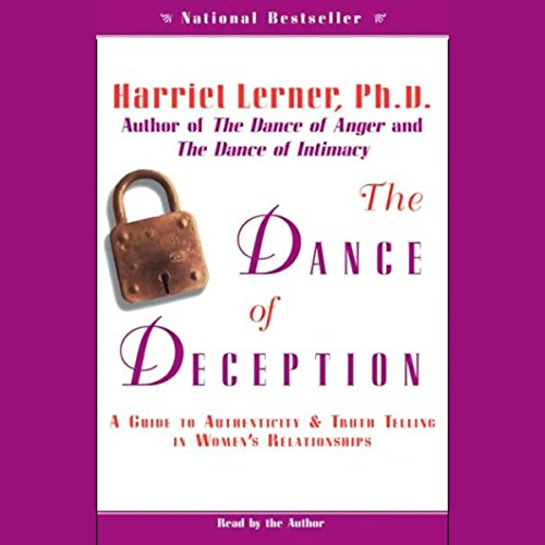 The Dance of Deception audiobook cover art