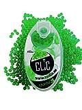 Capsulas aromaticas mentoladas para filtros (mentol)