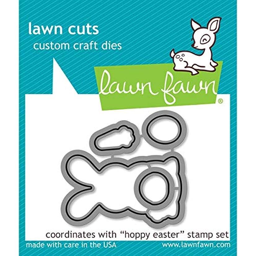 Lawn Fawn Lawn Cuts Custom Craft Die - LF1320 Hoppy Easter