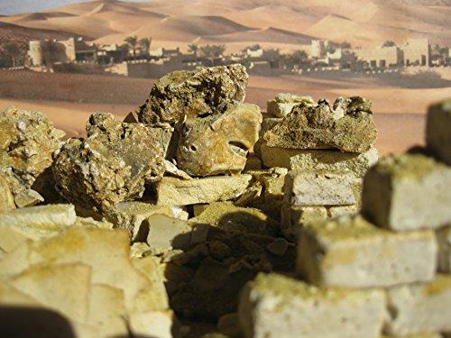 Orientalisches Krippen-Landschafts-Set, Krippenbau