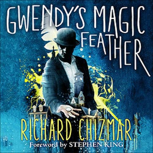 Gwendy's Magic Feather  By  cover art