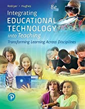 Integrating Educational Technology into Teaching: Transforming Learning Across Disciplines, with Revel -- Access Card Package (8th Edition) (What's New in Instructional Technology)