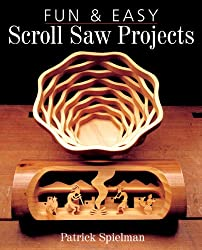 "Check out this book of ""Fun & Easy Scroll Saw Projects"" on Amazon. Click the image for more info!"