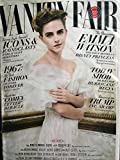 Vanity Fair Magazine (March, 2017) Emma Watson Cover