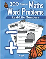 Maths Word Problems: KS2 - Year 3 / Year 4 (Ages 7-9) Addition and Subtraction Focused: Real-Life Numbers and Daily Practice Questions Workbook – A ... to make story problems fun for students.