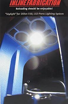 InLine Fabrication Skylight LED Shellplate Lighting System for The Dillon 550 Press 110v