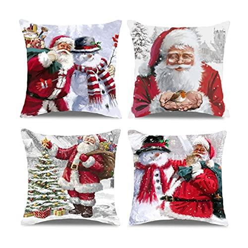 Cojines Navidad 45X45 cojines navidad  Marca Sumtoco