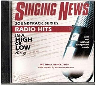 Singing News - Soundtrack Series - We Shall Behold Him