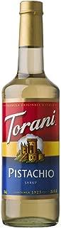 Torani Pistachio Syrup, 750 ml/25.4 oz