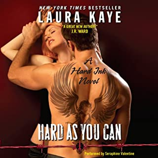 Hard as You Can audiobook cover art