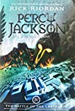 Percy Jackson and the Olympians, Book Four: The Battle of the Labyrinth (Percy Jackson & the Olympians (4))