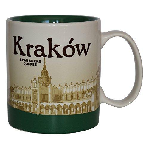 Starbucks City Mug Krakow Poland Tasse Krakau Polen