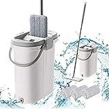 Best Microfiber Mops - Powrclean Bucket Mop - Power Rinse Bucket Review