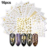 Dokpav Nail Art Autocollants Nail Sticker Ongles Manucure Accessories DIY Nail...
