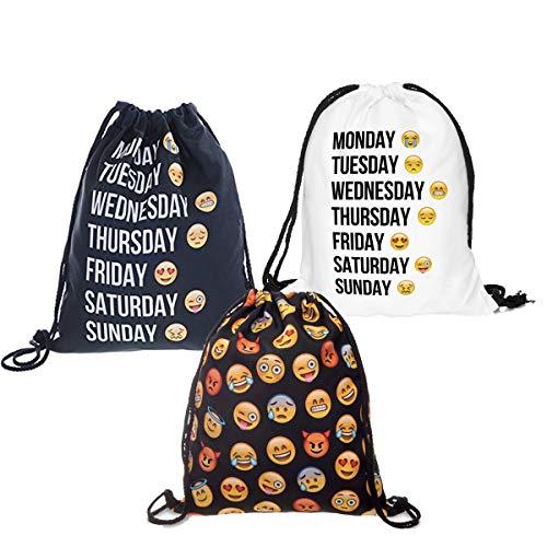 Dimayar Emoji Backpack,18