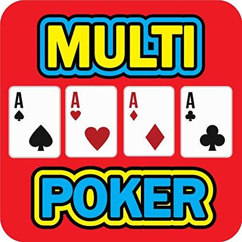 『Multi Video Poker - Multi Hand Casino Games FREE』のトップ画像