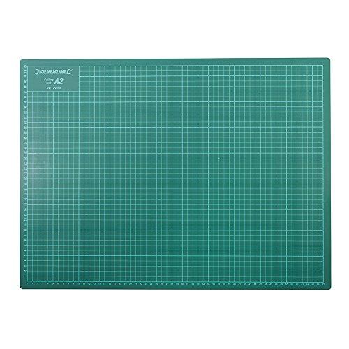 Silverline 708532 Plancha de corte, Verde