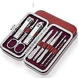 YXGS Unghie Spesse,Set per La Cura delle Unghie Sollevatore Dell'unghia del Piede del Tagliaunghie per Lima per Unghie Incarnita E Cursore per L'unghia del Manicure Set di Tagliaunghie di Precisione