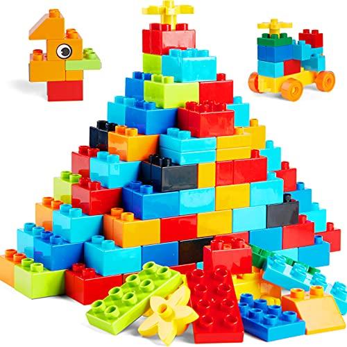 WYSWYG Classic Big Building Block Set , Large 240 Pieces Building Bricks,...