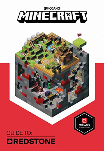 Mincraft: Guide to Redstone: An Official Minecraft Book from Mojang (Minecraft Guide)