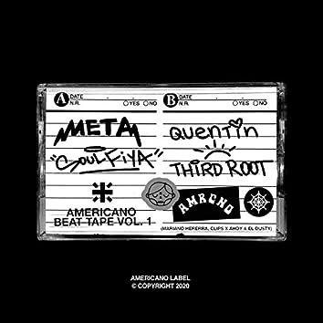 Americano Beat Tape, Vol. 1